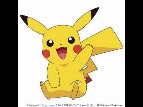 Pokémon XY&Z - Pikachu No Uta (Ending Full Version)