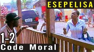 NOUVEAUTÉ 2015 - Code Moral 1-2 - Groupe Sans Nom - Yalolo Shuami - THEATRE CONGOLAIS - Esepelisa