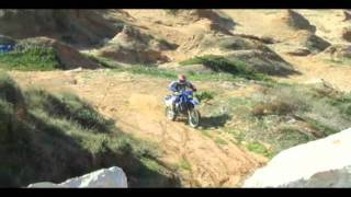 Motocross  Training DRZ400