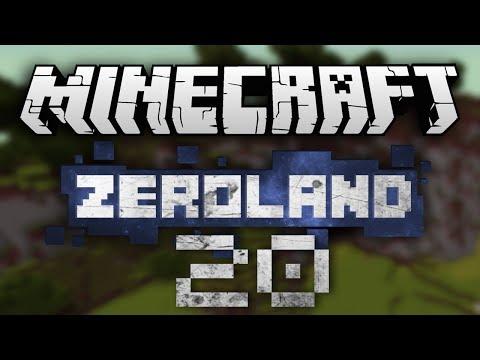 Minecraft: Zeroland S1E20 - Mining με gfantom #1
