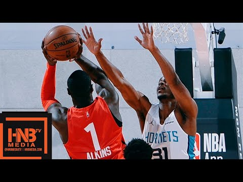 Toronto Raptors vs Charlotte Hornets Full Game Highlights / July 14 / 2018 NBA Summer League