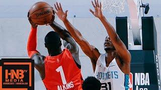 Toronto Raptors vs Charlotte Hornets Full Game Highlights / July 14 / 2018 NBA Summer League
