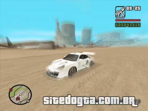 Porsche 911 Turbo S - GTA San Andreas