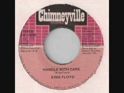 King Floyd - Handle With Care - Deep Soul