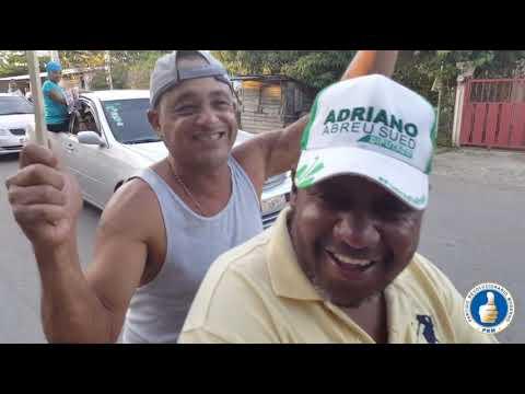 Gran Caravana Del Triunfo Del Ingeniero César Álvarez Alcalde Y Vamiris Díaz Vice-alcaldesa....