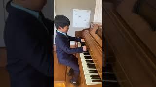 Bradley Uy - Piano