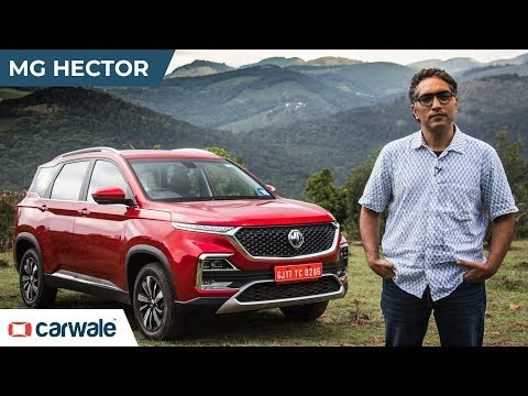 Relevant, Comfortable, and Feature Packed, The MG Hector Has A Lot Going For It | CarWale
