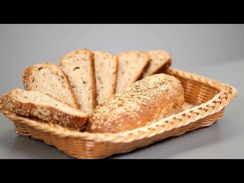 Рецепт: Быстрый домашний хлеб без дрожжей - все рецепты России