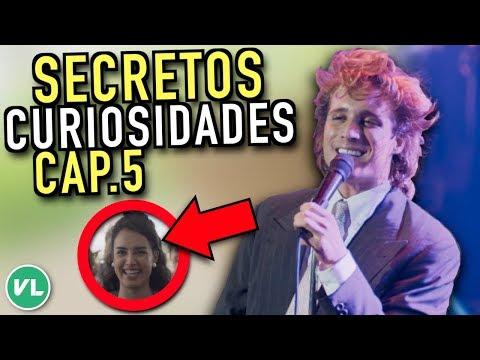 Luis Miguel La Serie - Cap 5 (Netflix) - Easter Eggs / Curiosidades / Secretos / Cosas que NO VISTE