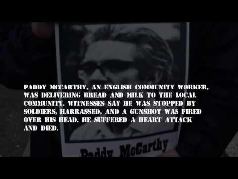 The Ballymurphy Massacre - Full Documentary