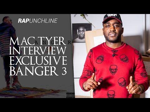 Mac Tyer parle de son album, des clashs, Sofiane, Gradur, les mecs aux cheveux longs ...