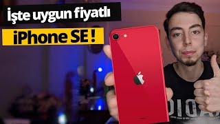"""""""Uygun"""" fiyatlı iPhone SE tanıtıldı! İşte tüm özellikler ve fiyatı"""