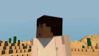 Star Wars In Minecraft - Episode VII - Minecraft Cartoon for Kids