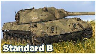 Prototipo Standard B • 7.6K DMG • 5 KILLS • WoT Blitz