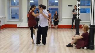 """Review урока """"Украшения и болеос"""" в Edissa DNI Tango"""