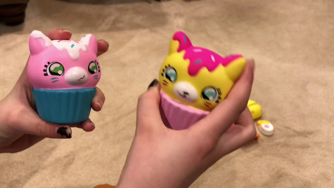 Another Squishy Collection. - YouTube