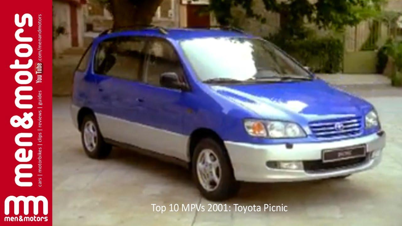 Kelebihan Toyota Picnic Perbandingan Harga