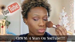 GRWM: 4 Years On YouTube!! Mistakes, Slow Growth, & What I've Learned