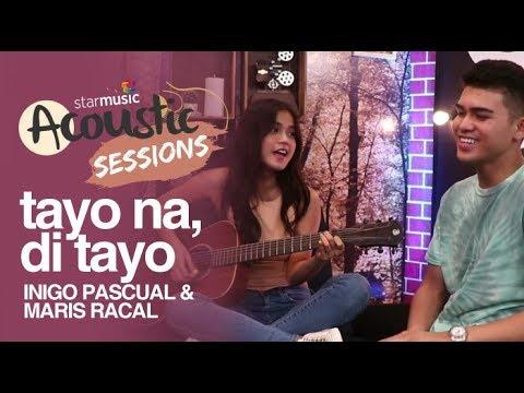 Tayo Na, Di Tayo by MarNigo   Star Music Acoustic Sessions