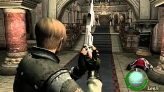 Resident Evil (4) BOSS REVENGE! (HAND-CANNON)
