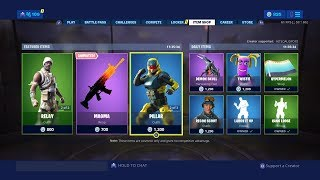 *NEW* FORTNITE ITEM SHOP COUNTDOWN!! | JULY 15th NEW SKINS - FORTNITE BATTLE ROYAL!!
