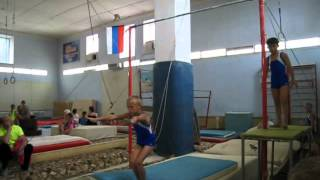 Первенство Костромской обл. по гимнастике 2012.