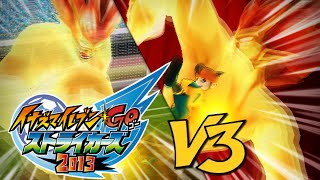 Ikari no Tettsui (V1-V3) - Inazuma Eleven GO Strikers 2013