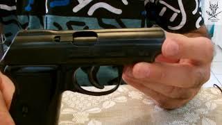 Обзор пистолета Р-64. Первая часть.