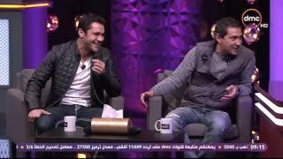 عيش الليلة - محمد بركات: ( بلا صقر بلا بتاع ) .. الصقر اتوقف ( انا من جوا وحش اوي )