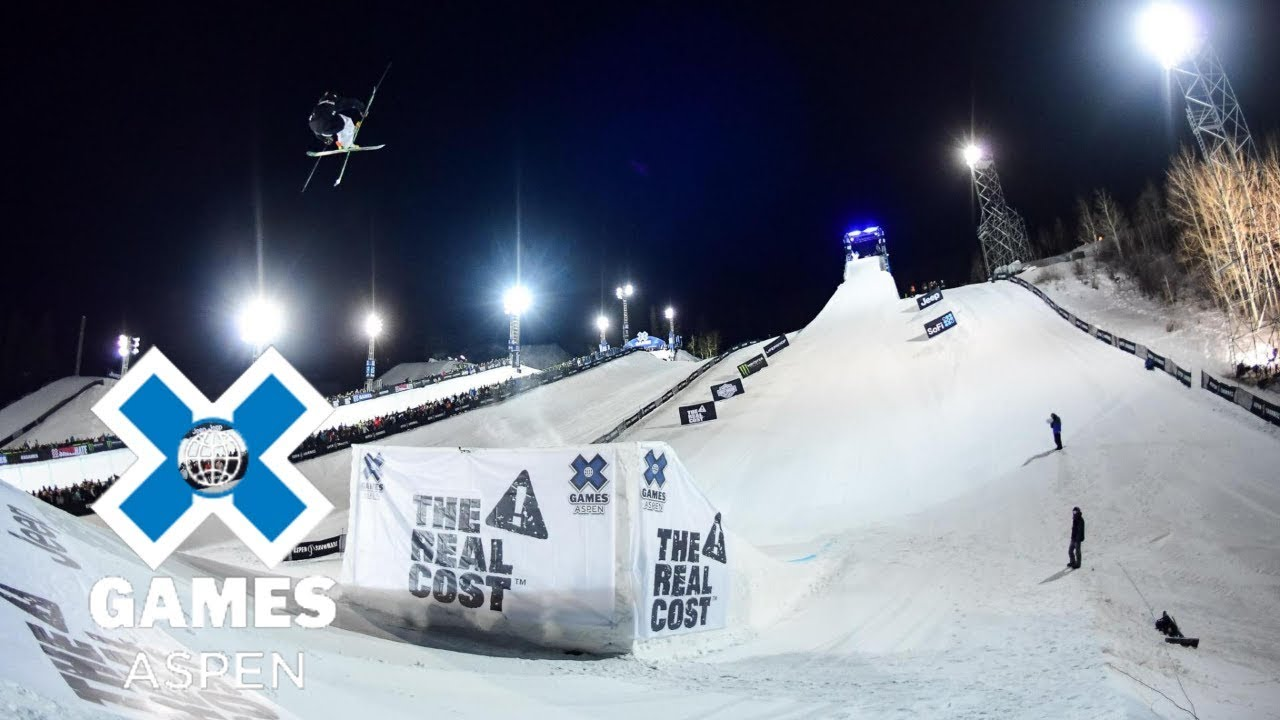 X Games Aspen 2015 GoPro Ski Big Air Part 3 - YouTube