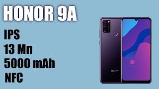 Обзор смартфона Honor 9A