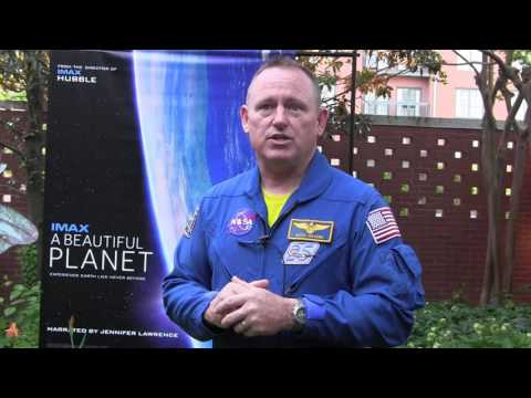 NASA Astronaut Barry Wilmore on Saving Water on the International Space Station