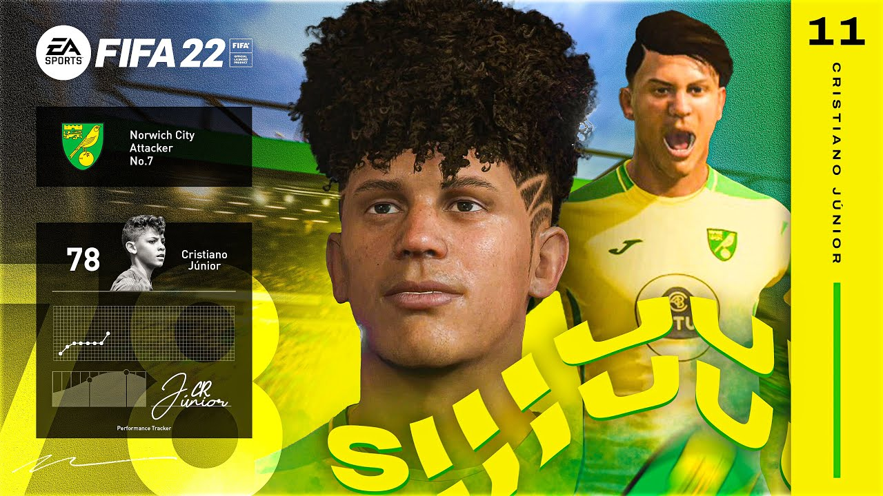 Download Cristiano Gets SUPERHUMAN Ability UNLOCKED & New HAIRCUT! - FIFA 22 My Player Career Mode #11