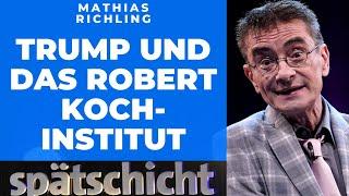 Mathias Richling – Das RKI und Donald Trump