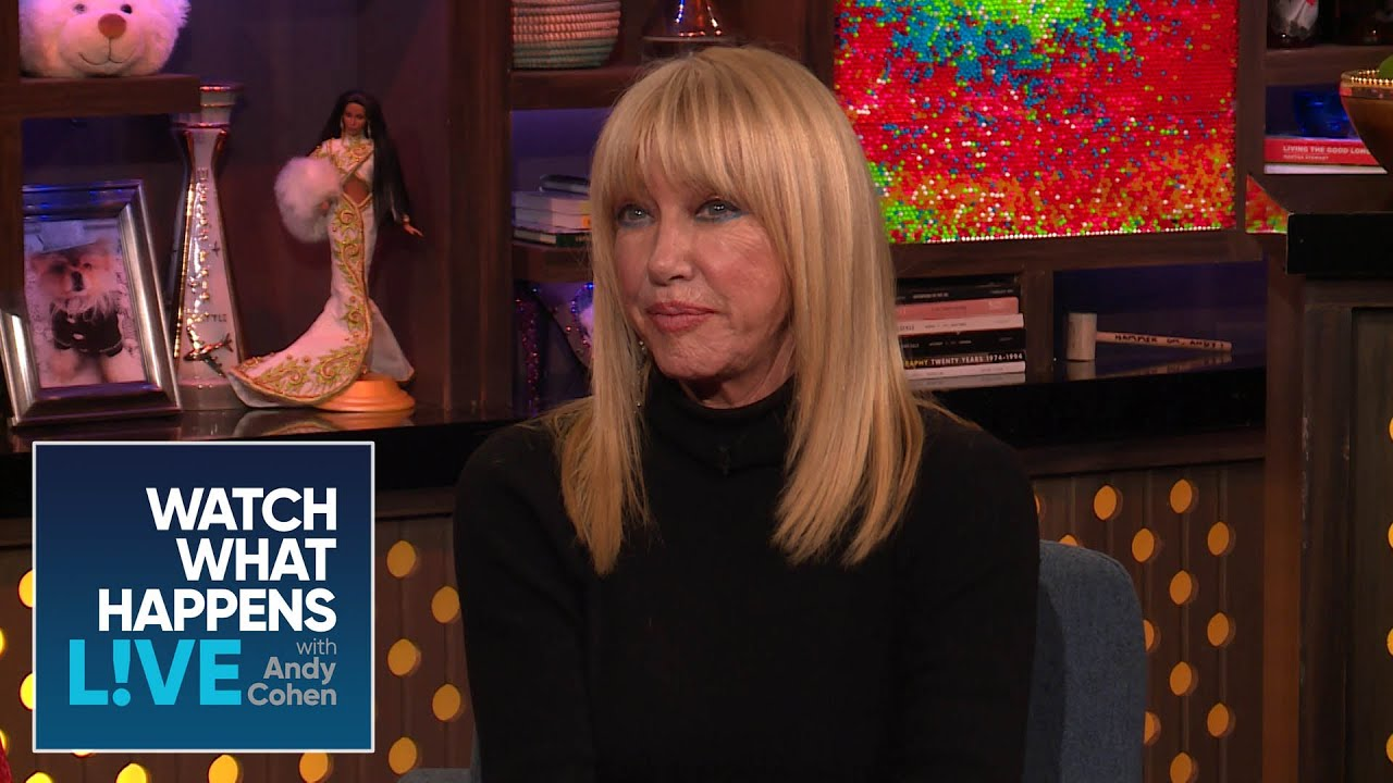 Suzanne Somers Spills the 1970s Tea | WWHL