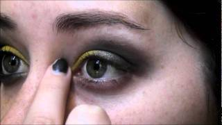 "Harry Potter Series :""Hufflepuff Inspired Makeup Tutorial"" Thumbnail"