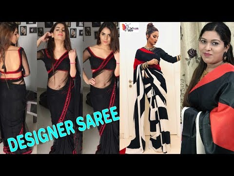 Designer Saree Collections at Low Price ll Online Shop ll 9 Oct 2018