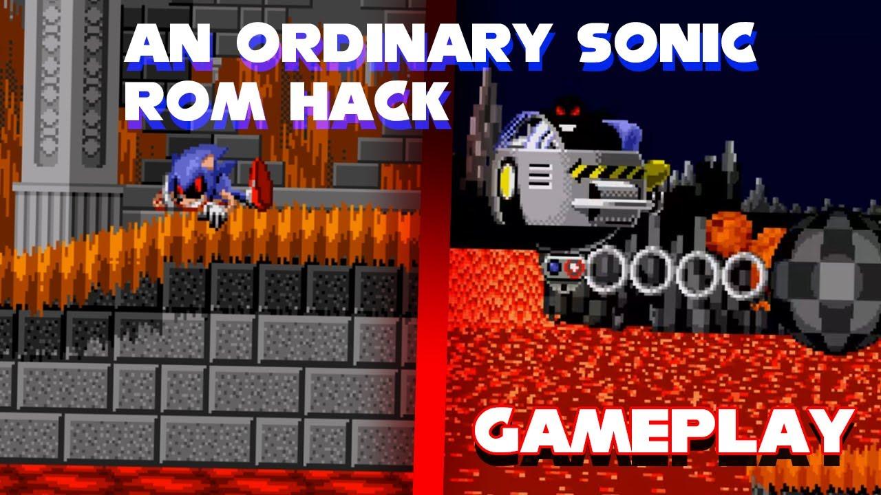 Sonic 2 xl bin rom hack download pc