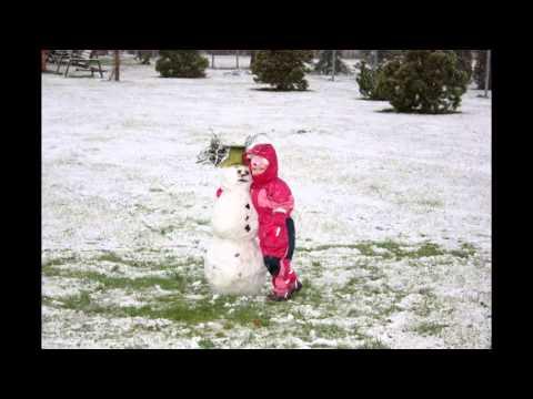 Tüdruk ja lumememm