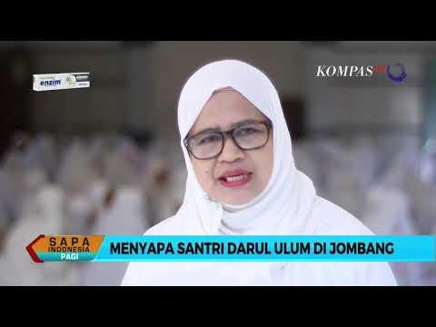 Menyapa Santri Darul Ulum di Jombang