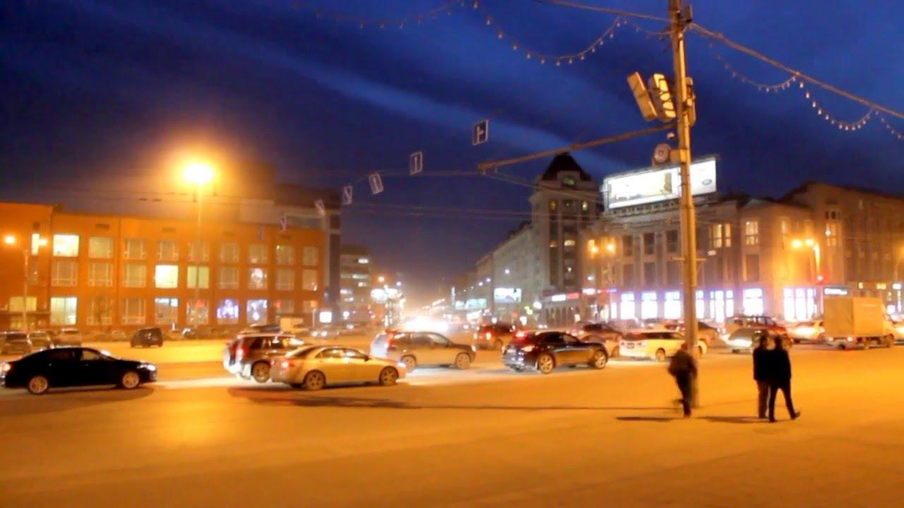 Novosibirsk Time