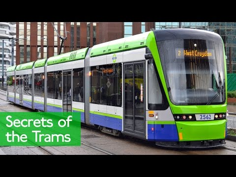 Secrets Of The Trams