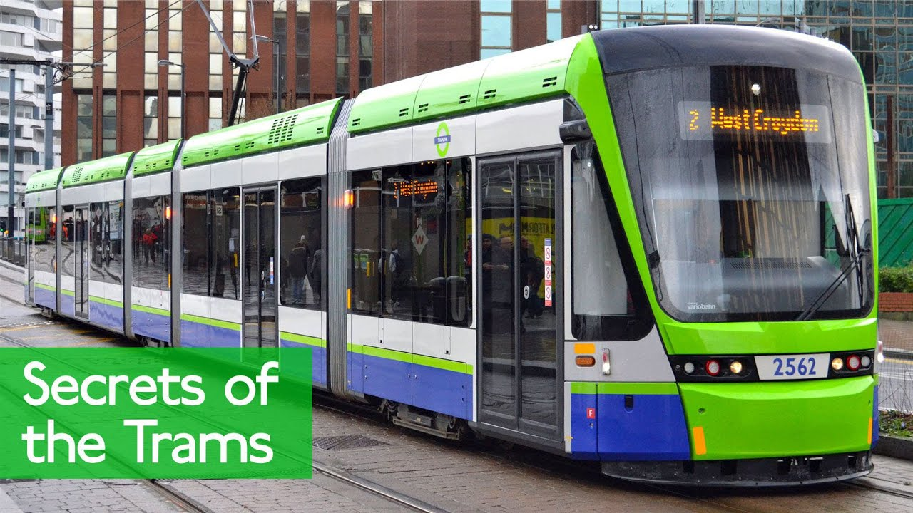 Secrets Of The Trams - YouTube