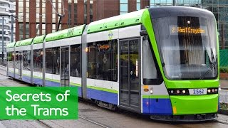 Secrets Of The Trams(Which BBC newsreader is the voice of the trams? Why is the tram network green? Why has West Croydon station got no platform 2? We head to Croydon and ..., 2016-03-04T10:37:49.000Z)