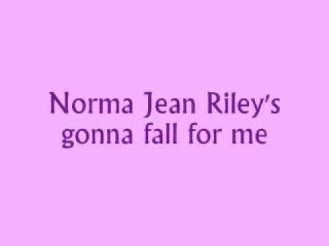 Diamond Rio- Norma Jean Riley (Lyrics)