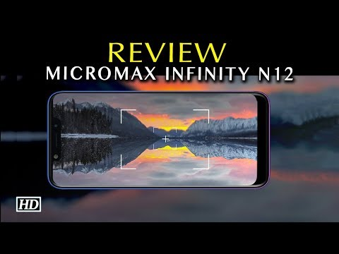 Tech Review | Micromax Infinity N12