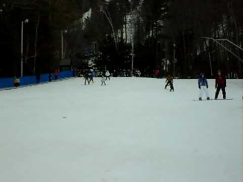 tanvi, deveen, nisha, scotty, ajay, chirag, jai skiing