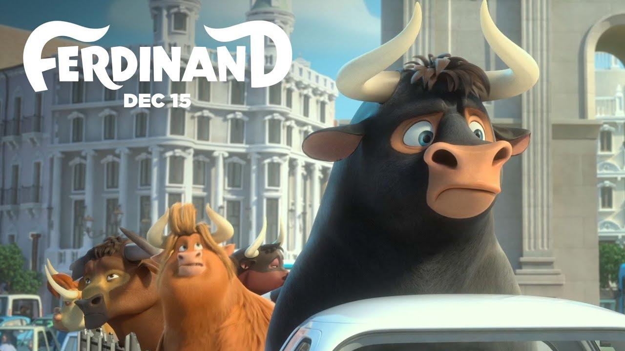 "Download Ferdinand | ""I'm a Little More Complex"" TV Commercial | Fox Family Entertainment"
