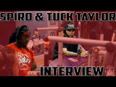 Spiro & Tuck Taylor Interview With OFF TOP TAMPA