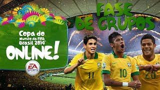Video 2014 Fifa World Cup Brazil - Copa do Mundo Online! - Fase de Grupos! -BRASIL- download MP3, 3GP, MP4, WEBM, AVI, FLV November 2017